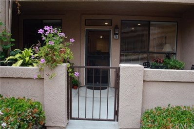 5722 E Stillwater Avenue UNIT 79, Orange, CA 92869 - MLS#: OC18121315