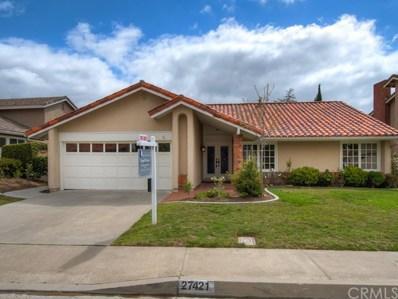 27421 Valderas, Mission Viejo, CA 92691 - MLS#: OC18121588
