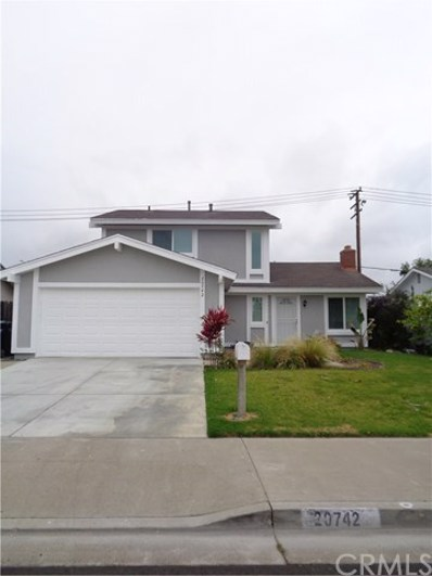 20742 Crestview Lane, Huntington Beach, CA 92646 - MLS#: OC18122046