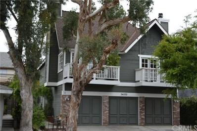 34532 Via Verde, Dana Point, CA 92624 - MLS#: OC18123551