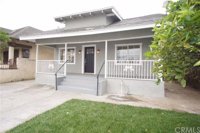 635 E Martin Luther King Jr Boulevard, Los Angeles, CA 90011 - MLS#: OC18123853