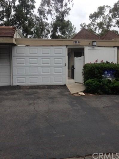 22051 Caminito Amor, Laguna Hills, CA 92653 - MLS#: OC18124408