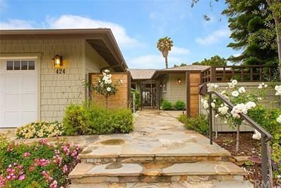 424 Calle Vista Torito, San Clemente, CA 92672 - MLS#: OC18125044