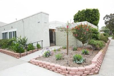 3002 Via Buena Vista UNIT C, Laguna Woods, CA 92637 - MLS#: OC18125711