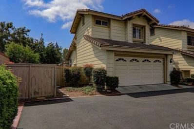 13506 Pecan Lane UNIT 72, Tustin, CA 92782 - MLS#: OC18126464