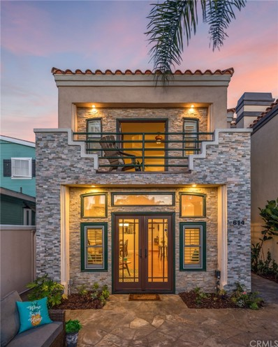 614 9th Street, Huntington Beach, CA 92648 - MLS#: OC18127630