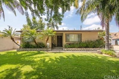 1448 W Flower Avenue, Fullerton, CA 92833 - MLS#: OC18128425