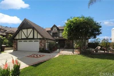 665 S Aberdeen Street, Anaheim Hills, CA 92807 - MLS#: OC18129028