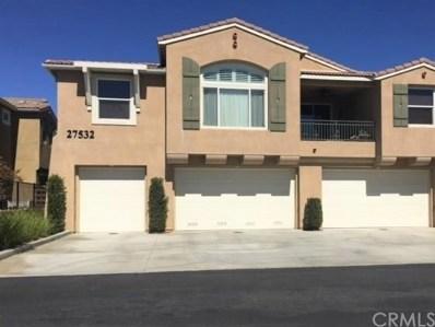27532 Papillion Street UNIT 2, Murrieta, CA 92562 - MLS#: OC18129348