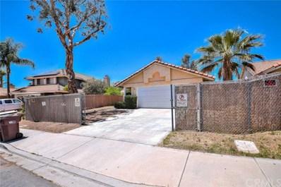 14781 Spinnaker Lane, Moreno Valley, CA 92553 - MLS#: OC18130796