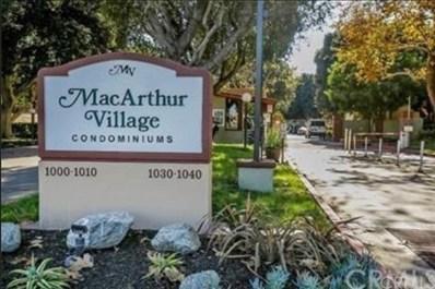 1010 W Macarthur Boulevard UNIT 17, Santa Ana, CA 92707 - MLS#: OC18131102