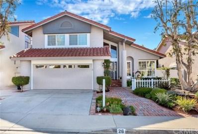 26 Colonial, Irvine, CA 92620 - MLS#: OC18131307