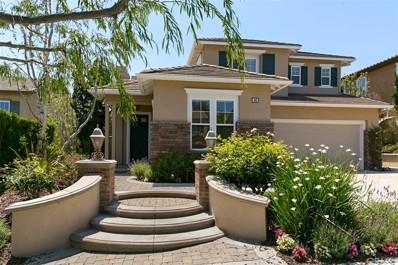 40 Via Cancion, San Clemente, CA 92673 - MLS#: OC18132149