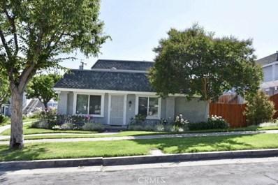 122 N Kodiak Street UNIT A, Anaheim, CA 92807 - MLS#: OC18132370