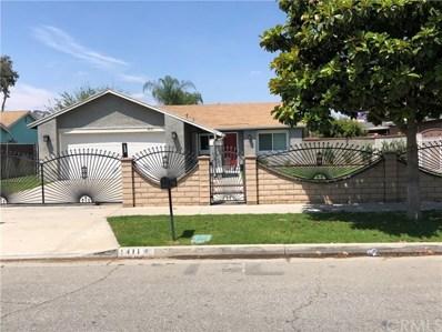 4111 Hale Street, Riverside, CA 92501 - MLS#: OC18132471