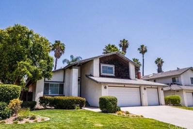 5900 Campero Drive, Riverside, CA 92509 - MLS#: OC18132750