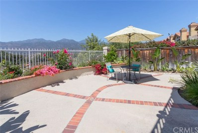 39 Vista Barranca UNIT 85, Rancho Santa Margarita, CA 92688 - MLS#: OC18134882