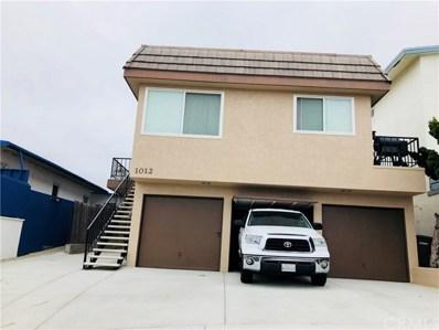 1012 Buena Vista UNIT 1, San Clemente, CA 92672 - MLS#: OC18134918