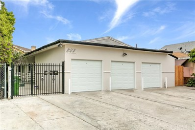 1630 W 206th Street, Torrance, CA 90501 - MLS#: OC18135977