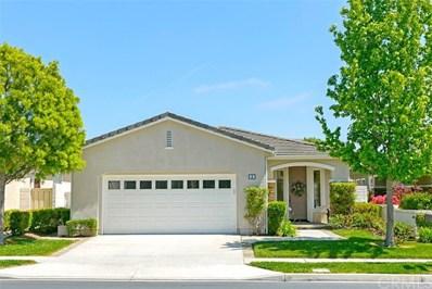 8 Corte Ladino, San Clemente, CA 92673 - MLS#: OC18136044