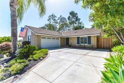 24431 Chrisanta Drive, Mission Viejo, CA 92691 - MLS#: OC18136081