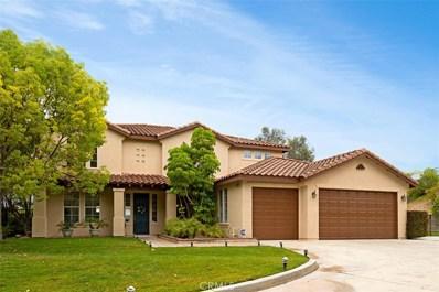 16730 Mcallister Street, Riverside, CA 92503 - MLS#: OC18137972
