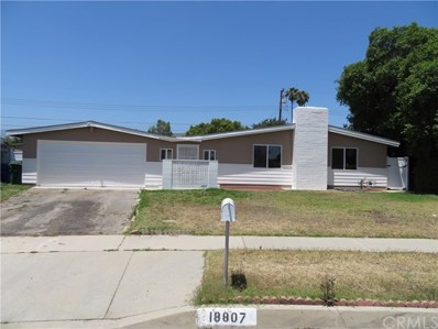 18807 E Linfield Street, Azusa, CA 91702 - MLS#: OC18139564