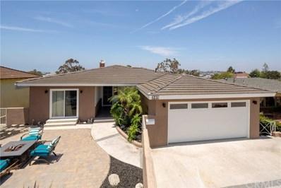 340 Paseo De Gracia, Redondo Beach, CA 90277 - MLS#: OC18141243