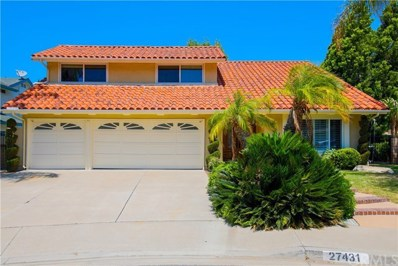 27431 Via Amistoso, Mission Viejo, CA 92692 - MLS#: OC18142075