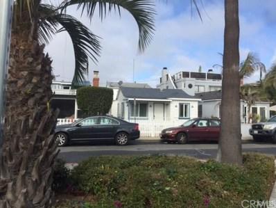 503 34th Street, Newport Beach, CA 92663 - MLS#: OC18142349