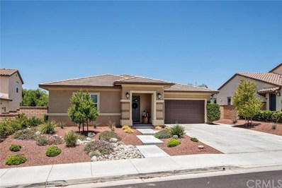 25336 Apache Hill Circle, Menifee, CA 92584 - MLS#: OC18142981