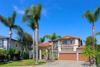 715 S Canyon Mist Lane, Anaheim Hills, CA 92808 - MLS#: OC18143924