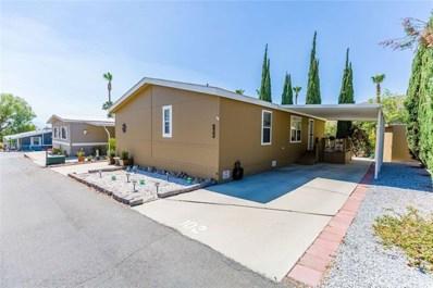 32600 State Highway 74 UNIT 102, Hemet, CA 92545 - MLS#: OC18144297