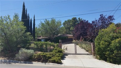 4772 W Avenue L14, Quartz Hill, CA 93536 - MLS#: OC18144679