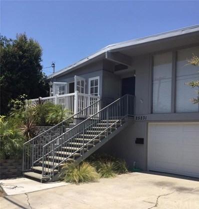 25231 La Cresta Drive, Dana Point, CA 92629 - MLS#: OC18144974