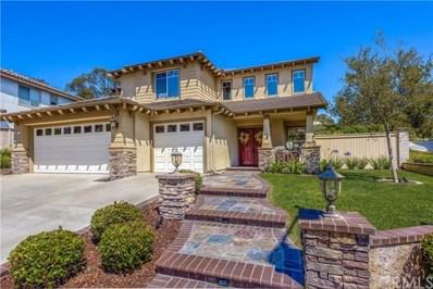 40 Woodsong, Rancho Santa Margarita, CA 92688 - MLS#: OC18145237
