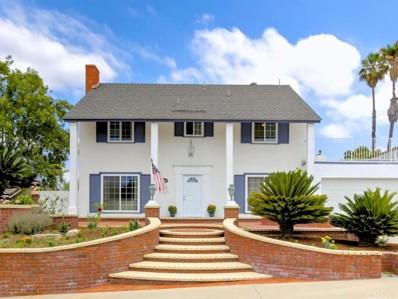 26725 Granvia Drive, Mission Viejo, CA 92691 - MLS#: OC18146397