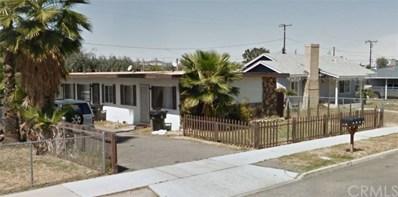307 N Buena Vista Street, Hemet, CA 92543 - MLS#: OC18146471