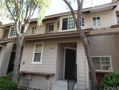 24415 Marquis Court UNIT 276, Laguna Hills, CA 92653 - MLS#: OC18146532
