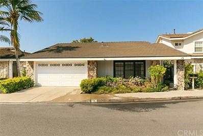 13 Mandarin, Irvine, CA 92604 - MLS#: OC18147006