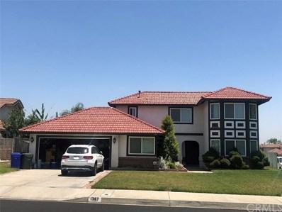 1367 S Iris Avenue, Bloomington, CA 92316 - MLS#: OC18147109