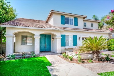 15543 Eastwind Avenue, Fontana, CA 92336 - MLS#: OC18147459