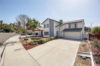5125 Caldera Court, Riverside, CA 92507 - MLS#: OC18148154