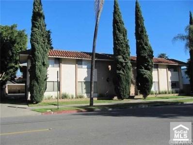 1119 N Spurgeon Street UNIT 3, Santa Ana, CA 92701 - MLS#: OC18148187