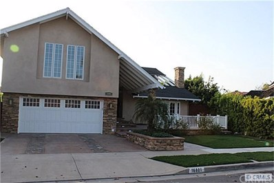16801 Sea Witch Lane, Huntington Beach, CA 92649 - MLS#: OC18148194