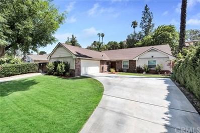 5457 Peacock Lane, Riverside, CA 92505 - MLS#: OC18148415