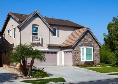833 Polaris Drive, Tustin, CA 92782 - MLS#: OC18149065