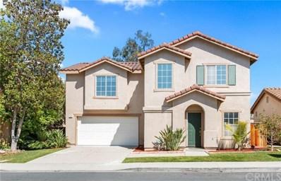 17 El Vado Drive, Rancho Santa Margarita, CA 92688 - MLS#: OC18149274