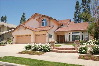 16935 Mariah Court, Yorba Linda, CA 92886 - MLS#: OC18149980