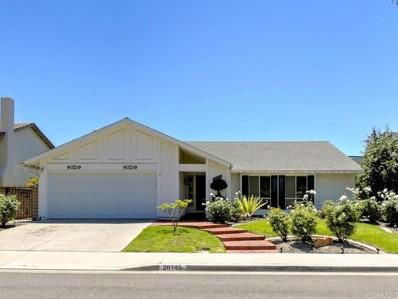 28145 Alazan, Mission Viejo, CA 92692 - MLS#: OC18150245